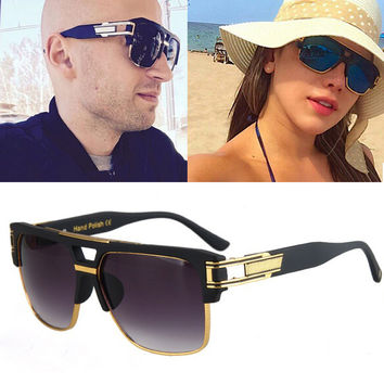 HIKULITY Unisex Grandmaster Four DITA Sunglasses Oversized Sunglass Men Women Luxury Brand Designer sun glasses 10th Anniversary