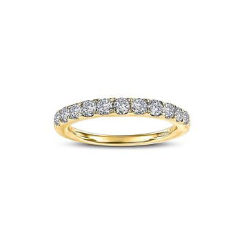 Lafonn Simulated Diamond Birthstone Band Ring | Nordstrom