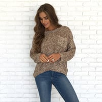 Granola Knit Sweater