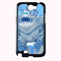 marsmallow monster frozen 18b80ef7-302e-431d-b791-a293173dbf18 FOR SAMSUNG GALAXY NOTE 2 CASE**AP*
