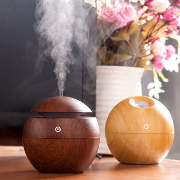 PORTABLE MINI MIST AROMA ULTRASONIC ESSENTIAL OIL DIFFUSER