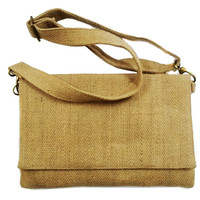 Jute Crossbody Jassa Messenger