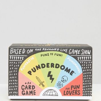 Punderdome Card Game at asos.com
