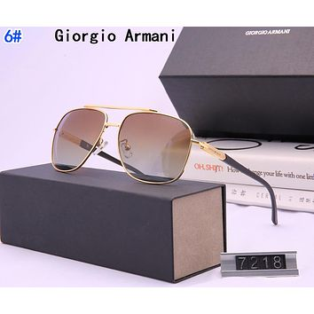Giorgio Armani Fashion Men Summer Shades Eyeglasses Glasses Sunglasses 6#
