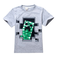 Choice of Mine Craft T Shirts