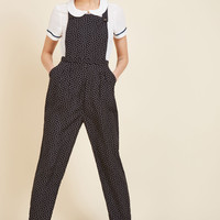 Weekend Wanderings Overalls | Mod Retro Vintage Pants | ModCloth.com