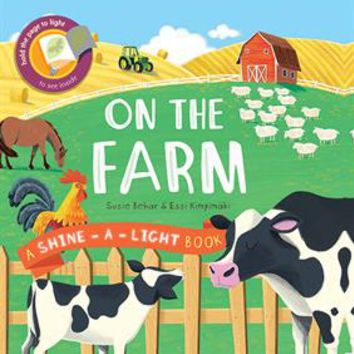 Usborne Books & More. On the Farm - Shine-a-Light