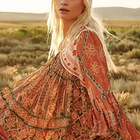 Free People Womens Pink City Dress