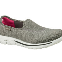 Skechers GOwalk {Grey} | 13768