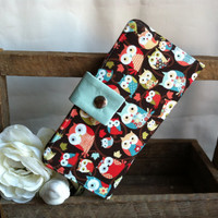 Little who owl wallet