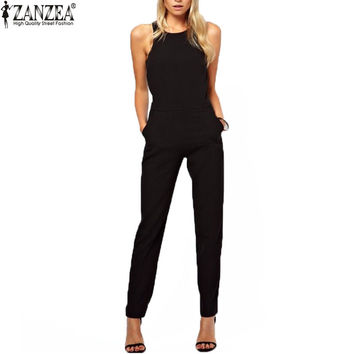 Summer Elegant Womens Rompers