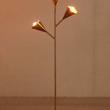Mimi Floor Lamp - Urban Outfitters