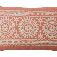 Pillow, Coral, Decorative Pillows