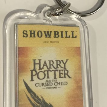 Harry Potter And The Cursed Child Keychain