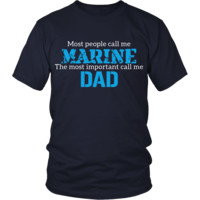 Marine Dad Shirt