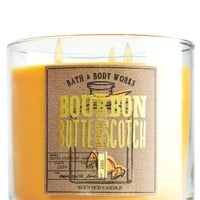3-Wick Candle Bourbon Butterscotch