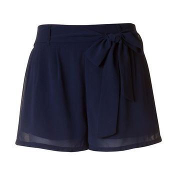 Blue Horizon Bow Shorts