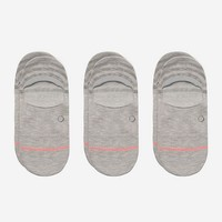 STANCE 3 Pack Uncommon Womens Invisible Socks | Socks
