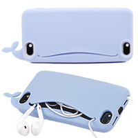 Whale Mouth 3D iPhone Case
