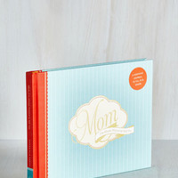 Mom, I've Always Wanted to Tell You by Chronicle Books from ModCloth