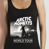 funny shirt arctic monkey world,arctic monkey  tank top,available for tanktop mens and tank top woman