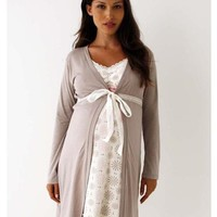 Starlit Maternity, Delivery, & Nursing Robe