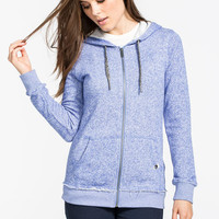 Roxy North Star Womens Hoodie Blue  In Sizes