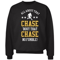 All About That Chase Football Mom or Football Girlfriend