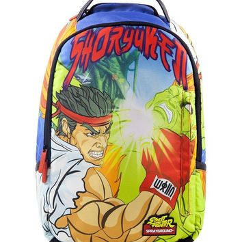 Sprayground Street Fighter Backpack