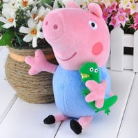 Boys Girls George Pig Peppa Pig Plush Doll Stuffed Animal Soft Figure Toys  D_L = 1713079940