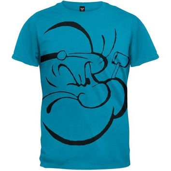 LMFGQ9 Popeye - Pipeman Soft T-Shirt