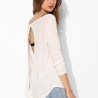 Silence + Noise Open-Back Top - Urban Outfitters