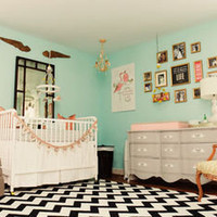 Warning: You'll Be Jealous of This Gorgeous Nursery | The Stir