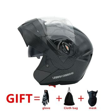 New Arrivals Best Sales  Flip Up motorcycle helmet  with Inner Sun Visor Double Lens Dual Visor Racing Motocross Quad Dirt Bike