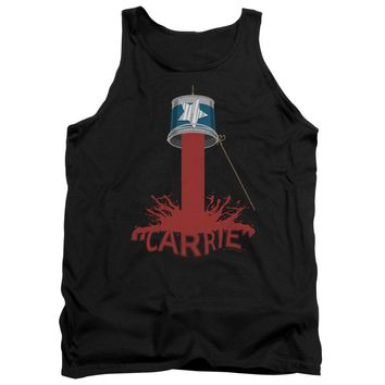 Carrie - Bucket Of Blood Adult Tank