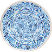 Billabong - Full Circle Round Towel | Seashell