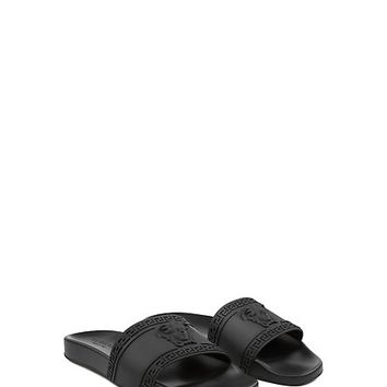 Versace - Palazzo Slide-On Sandals