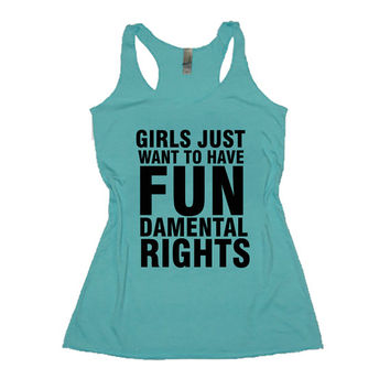 Girls just want to have fundamental rights,