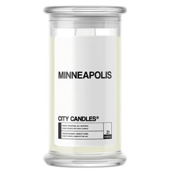 Minneapolis | City Candle®
