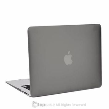 "TOP CASE TopCase Rubberized Hard Case Cover for Macbook Air 13"" (A1369 and A1466)"