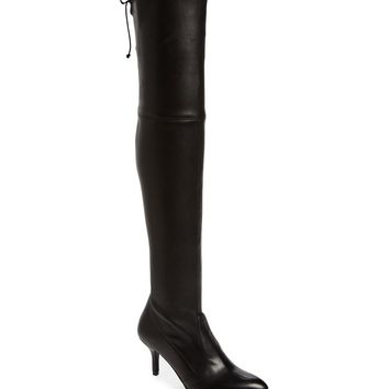 Stuart Weitzman Tiemodel Over the Knee Stretch Boot (Women) | Nordstrom