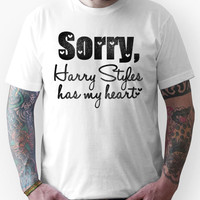 Sorry, Harry Styles has my heart Unisex T-Shirt