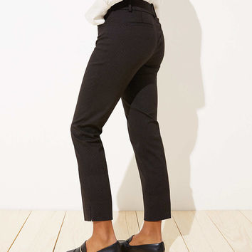 Petite Dotted Riviera Pants in Marisa Fit | LOFT