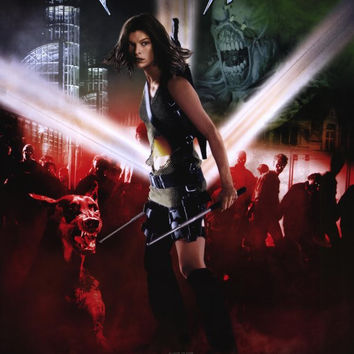 Resident Evil: Apocalypse 11x17 Movie Poster (2004)