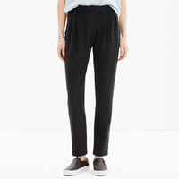 Cross-Front Slouchpants