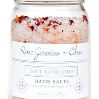 Herbs & Sea Salt Bath Salts