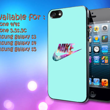 colorful tiffany nike just do it case iphone 4/4s case, iphone 5 case, iphone 5s case, iphone 5c case, samsung galaxy case, galaxy case