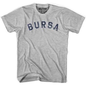 Bursa City Vintage T-shirt-Adult
