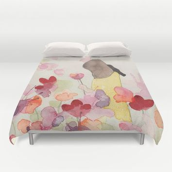 Merula Duvet Cover by Dream Of Forest