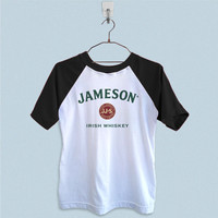 Raglan T-Shirt - Jameson Irish Whiskey